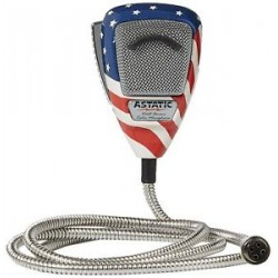 Astatic AT636L USA FLAG